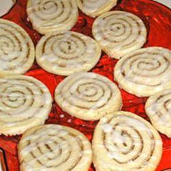 Cinnamon Roll Cookies cmiller2011