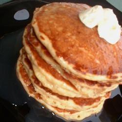 Mom's Buttermilk Pancakes