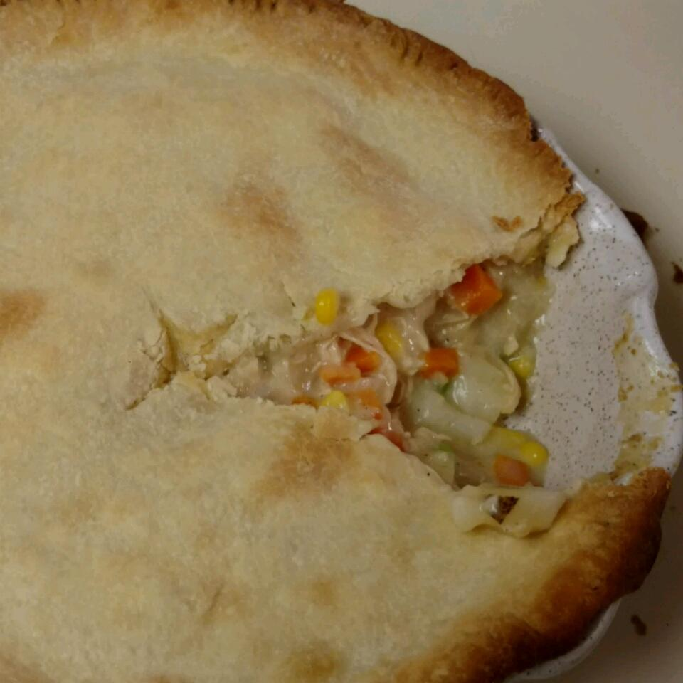 Crust for Veggie Pot Pie