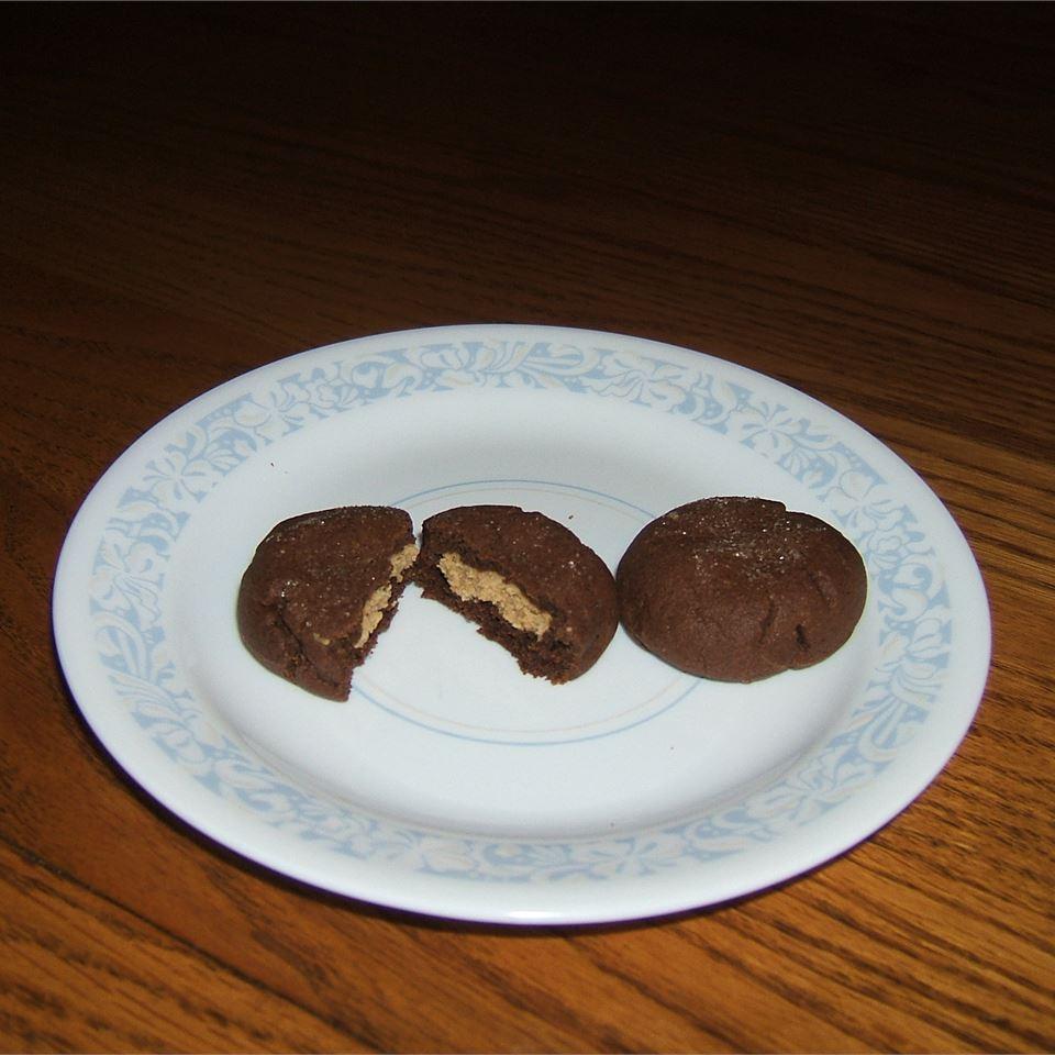 Magic Peanut Butter Middles