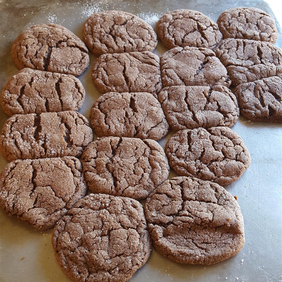 Chocolate Snaps Sugar Cookie