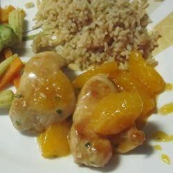 Mandarin Chicken Skillet