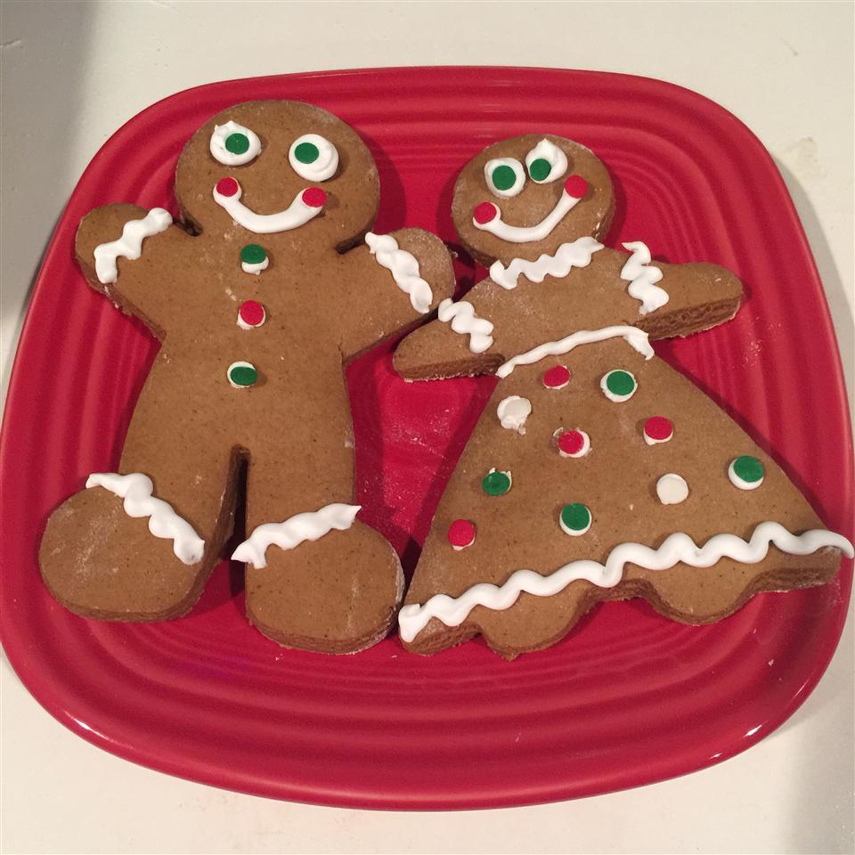 Gingerbread Cookies Sonja Rodden