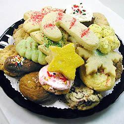 Evelyn's Rolled Sugar Cookies SUGARPLUMSCOOKIES