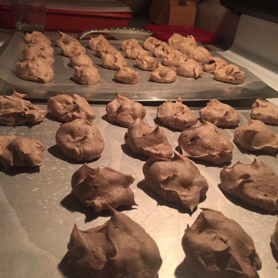 Chocolate Chip Meringue Cookies Dave Janik