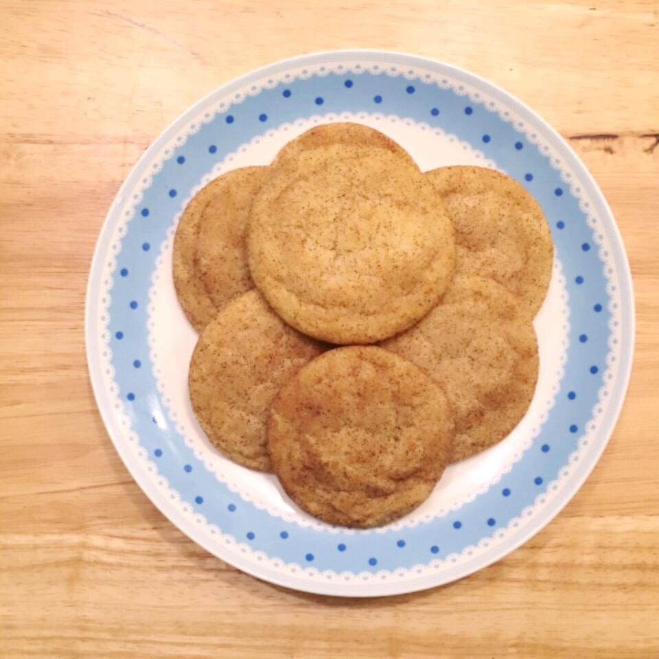 Mrs. Sigg's Snickerdoodles Michele B.