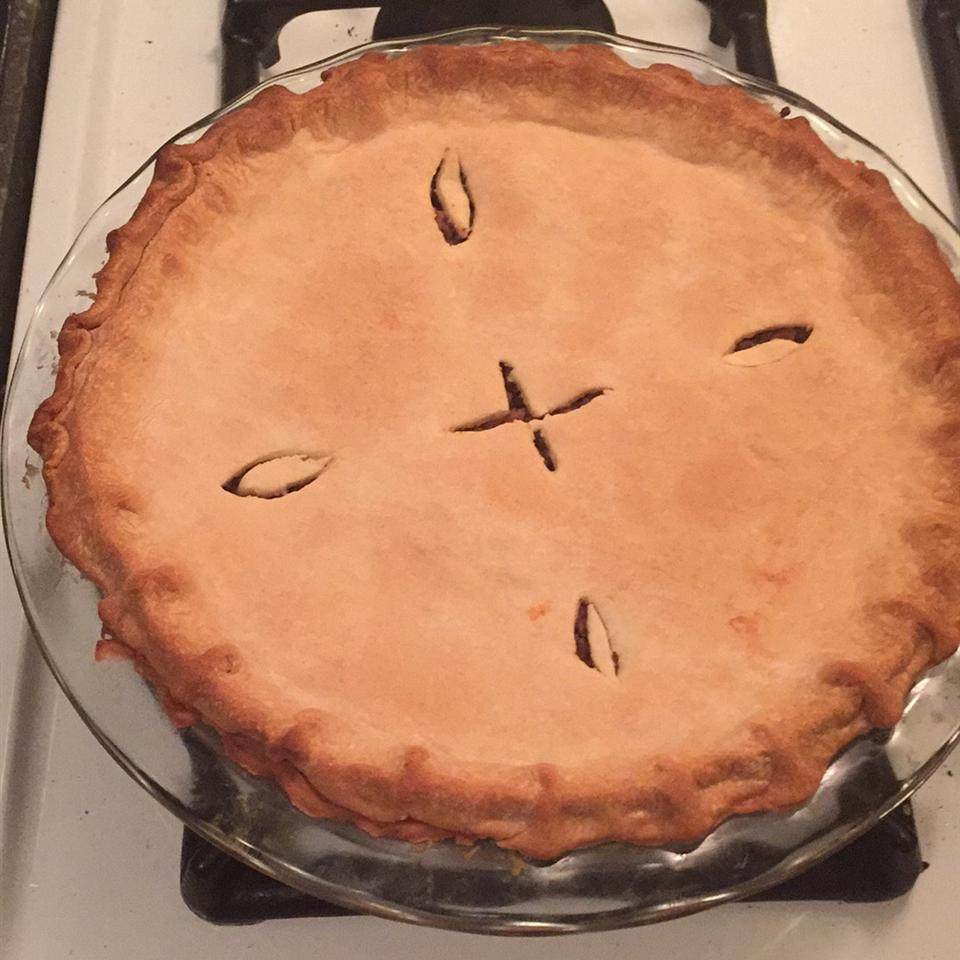 Traditional French Canadian Tourtiere Scott Whipple