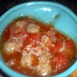 Albondigas Soup I