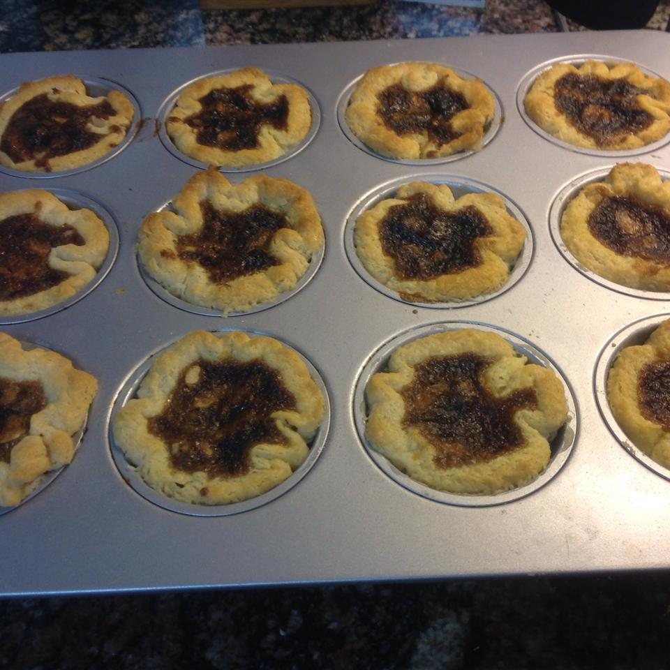 Canadian Butter Tarts Spicy