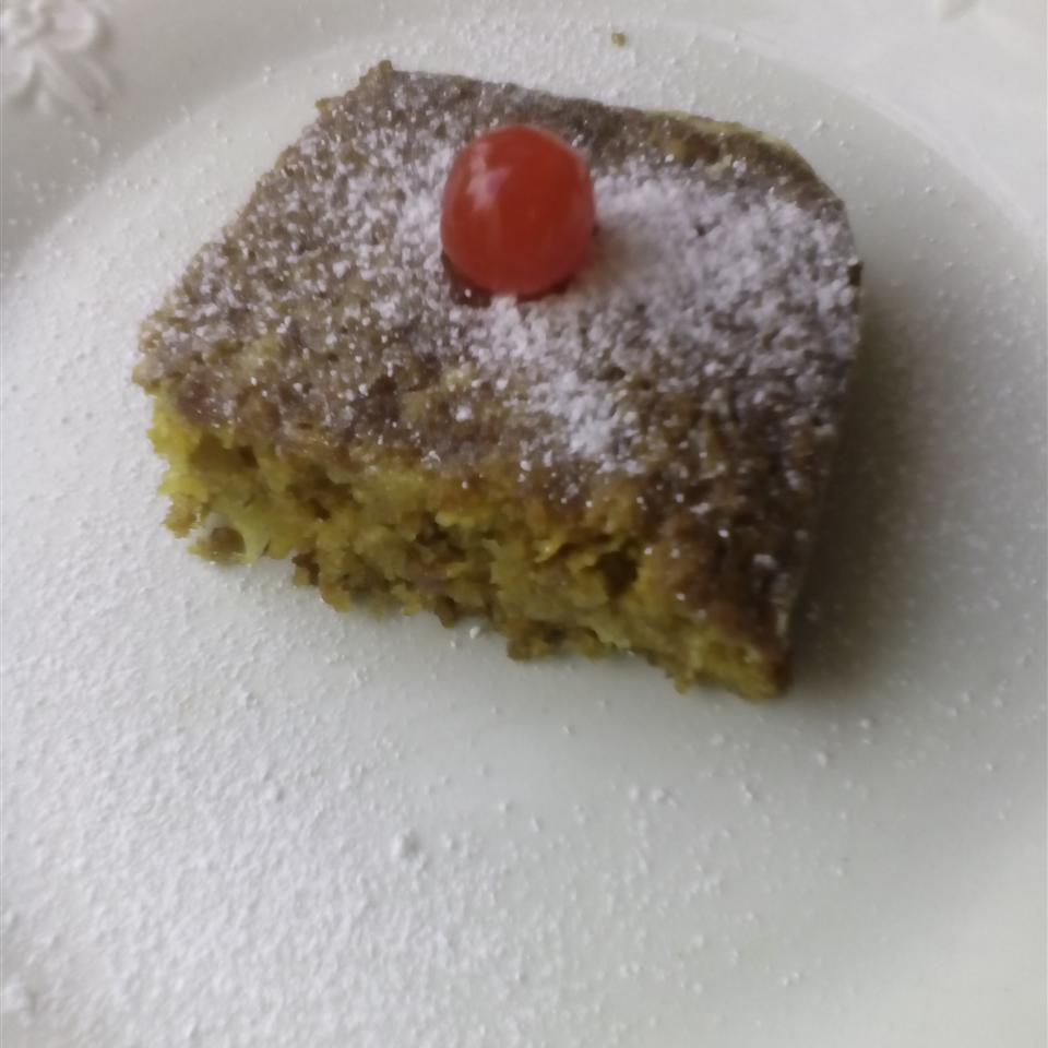Sister Beth's Carrot Cake