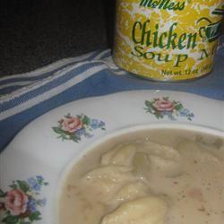Simple Knefla Soup Winter Uhlich