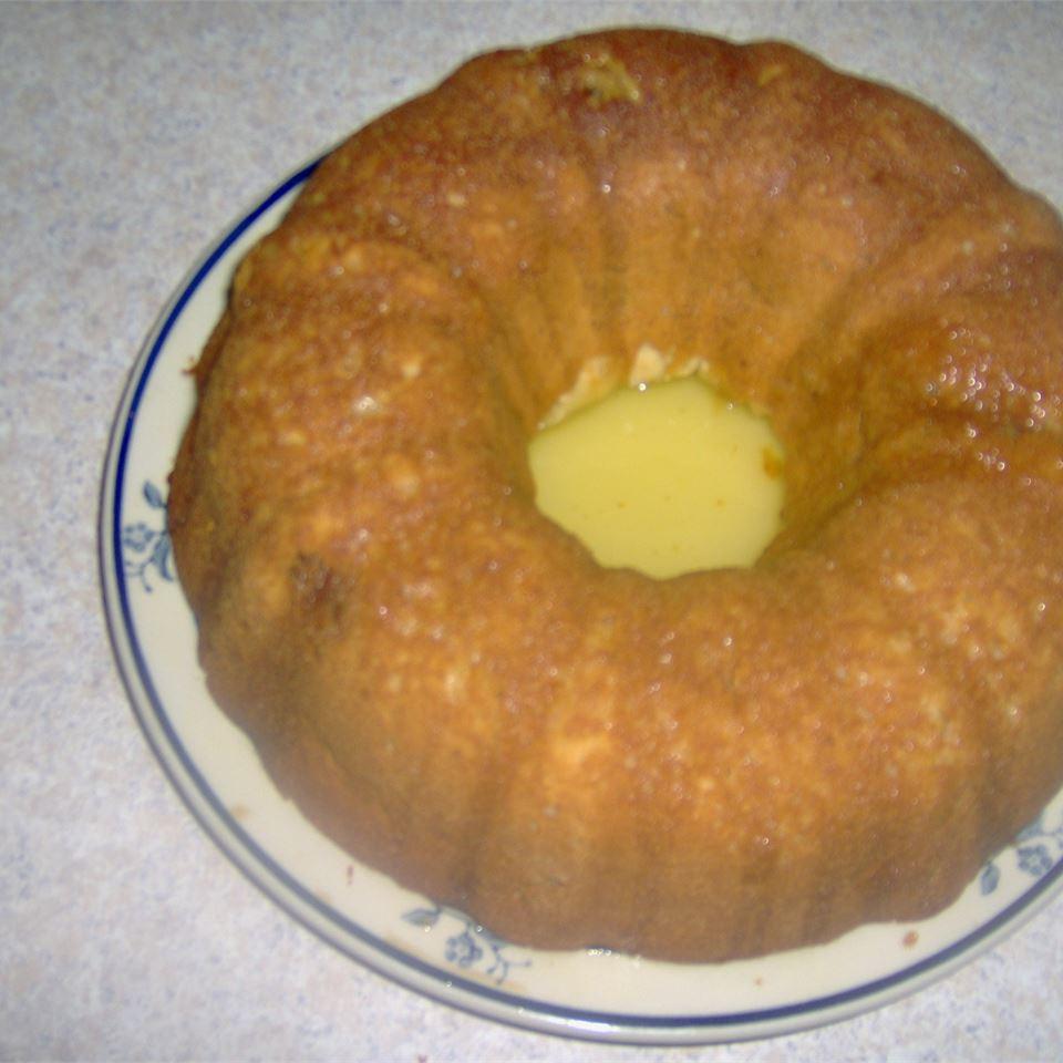 Orange Juice Cake nina bonney