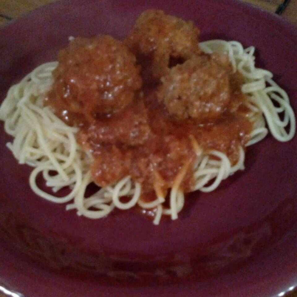 Mama's Best Ever Spaghetti & Meatballs Sarah Rose Stumphf
