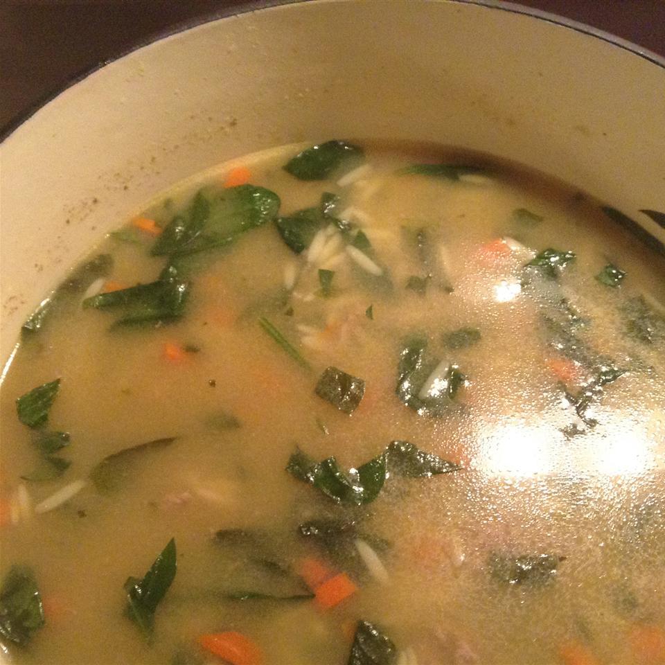 Italian Wedding Soup I Janice Paxton