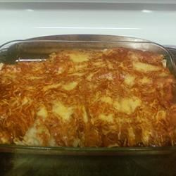 Bean Potato Enchiladas Jessiecpt
