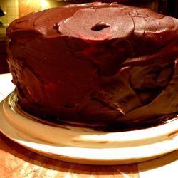 Chocolate Ganache Icing Ella