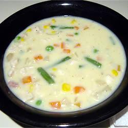 Chicken Pot Pie Soup calizen