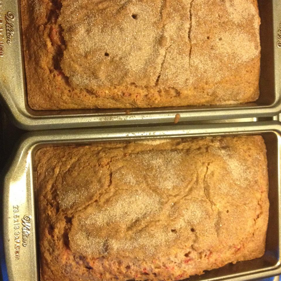 Hawaiian Banana Nut Bread Dusty
