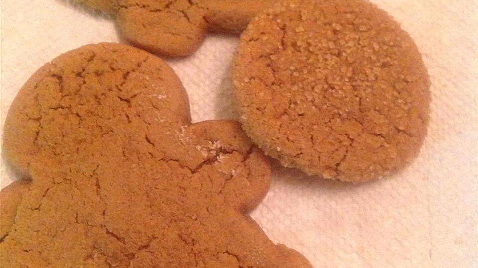 Molasses Cookies VI