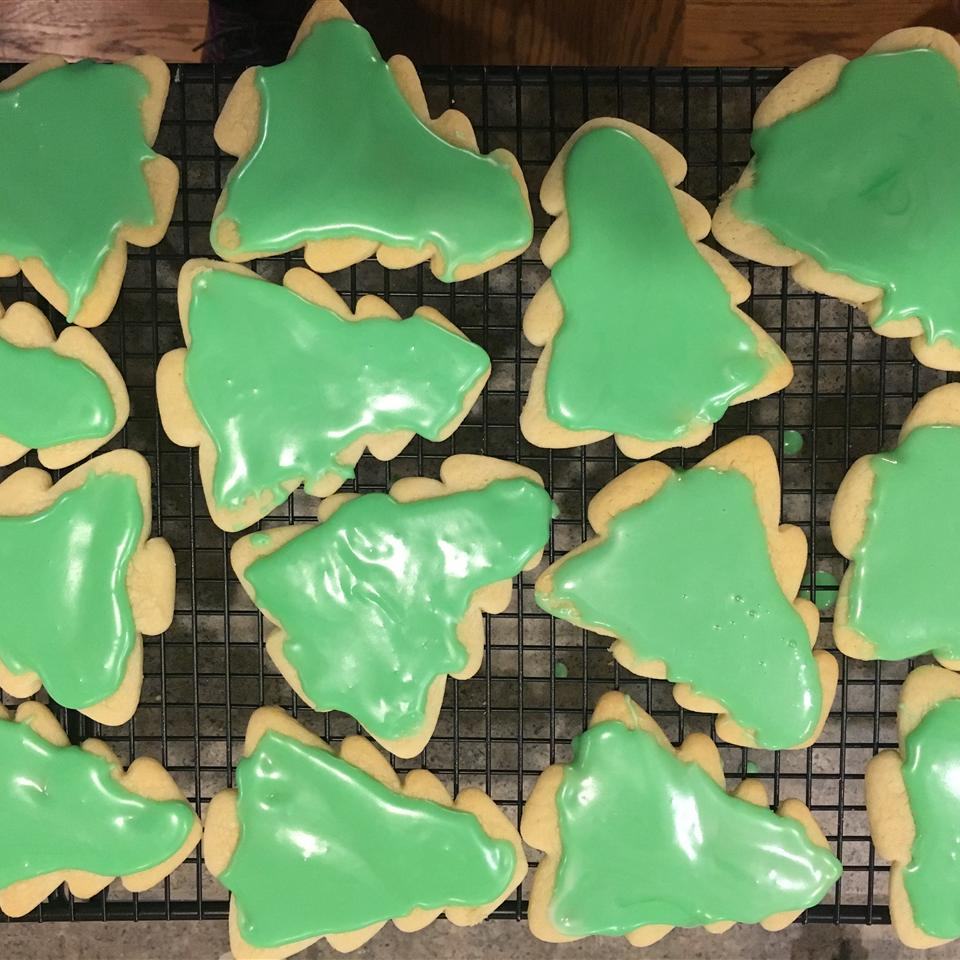 Classic Butter Cookies I Sally
