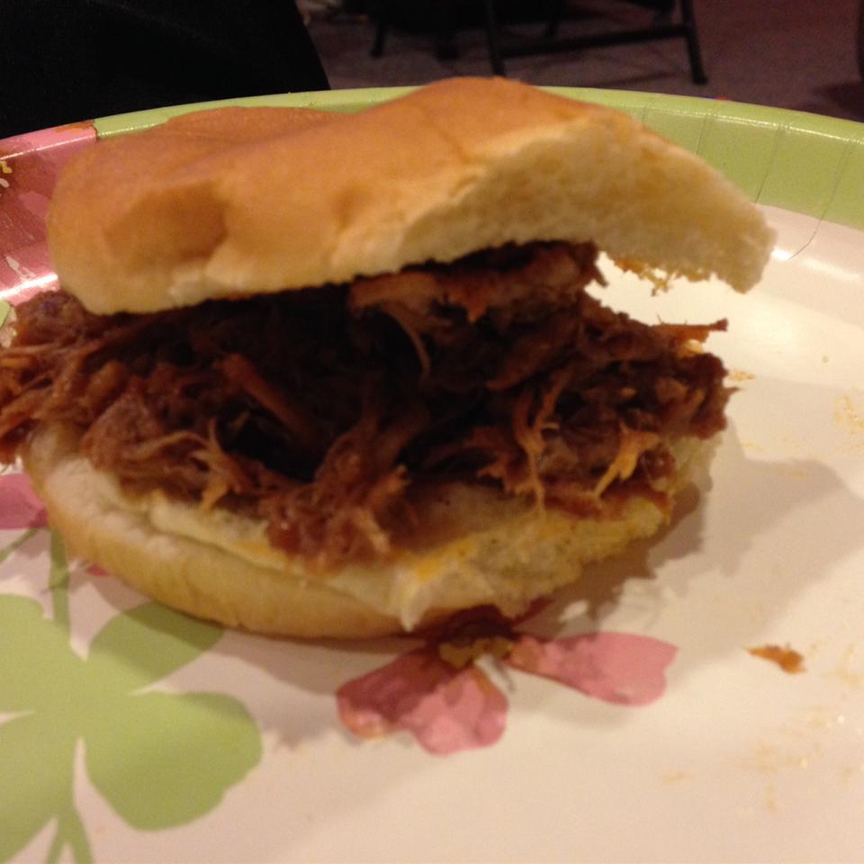 Chef John's Pulled Pork BBQ Sylvia Schueler