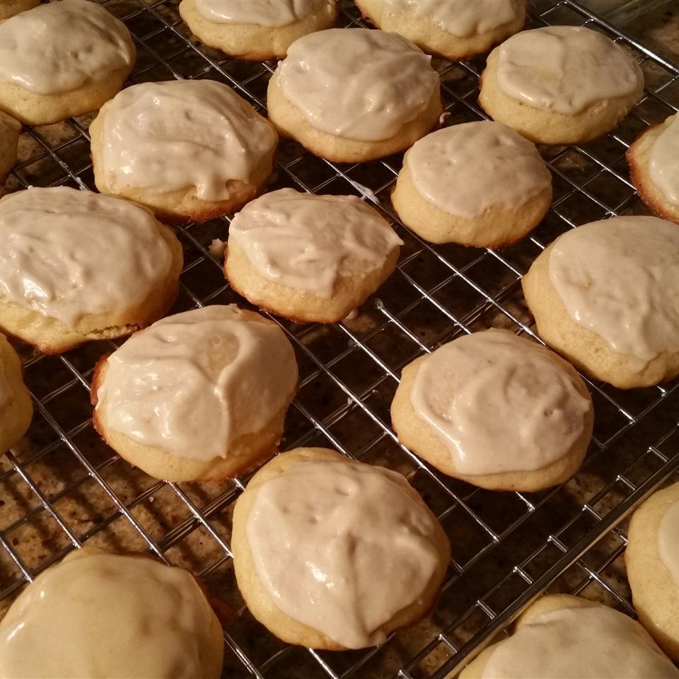Beth's Orange Cookies Amy Farrow