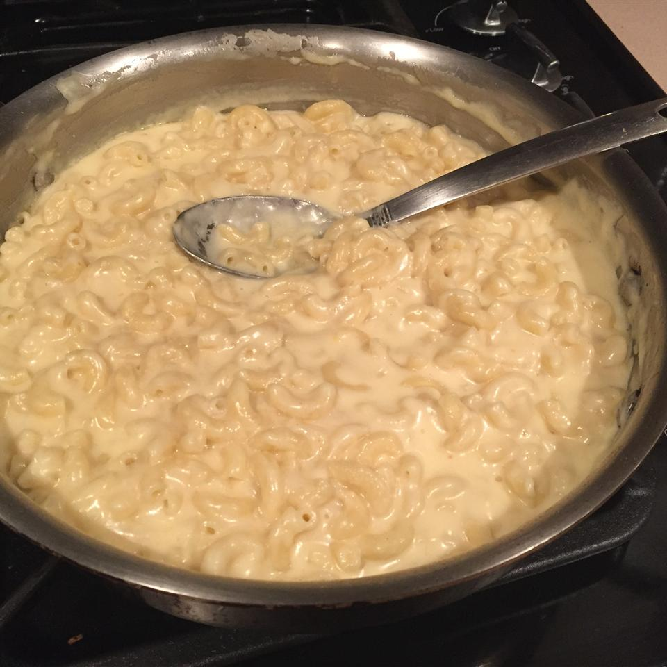 Simple Macaroni and Cheese david
