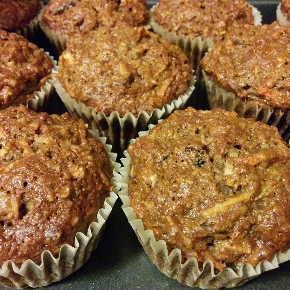 Easy Morning Glory Muffins Agnese Purina