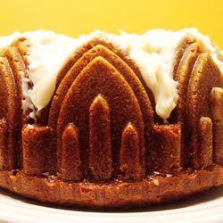Pat's Award Winning Carrot Cake