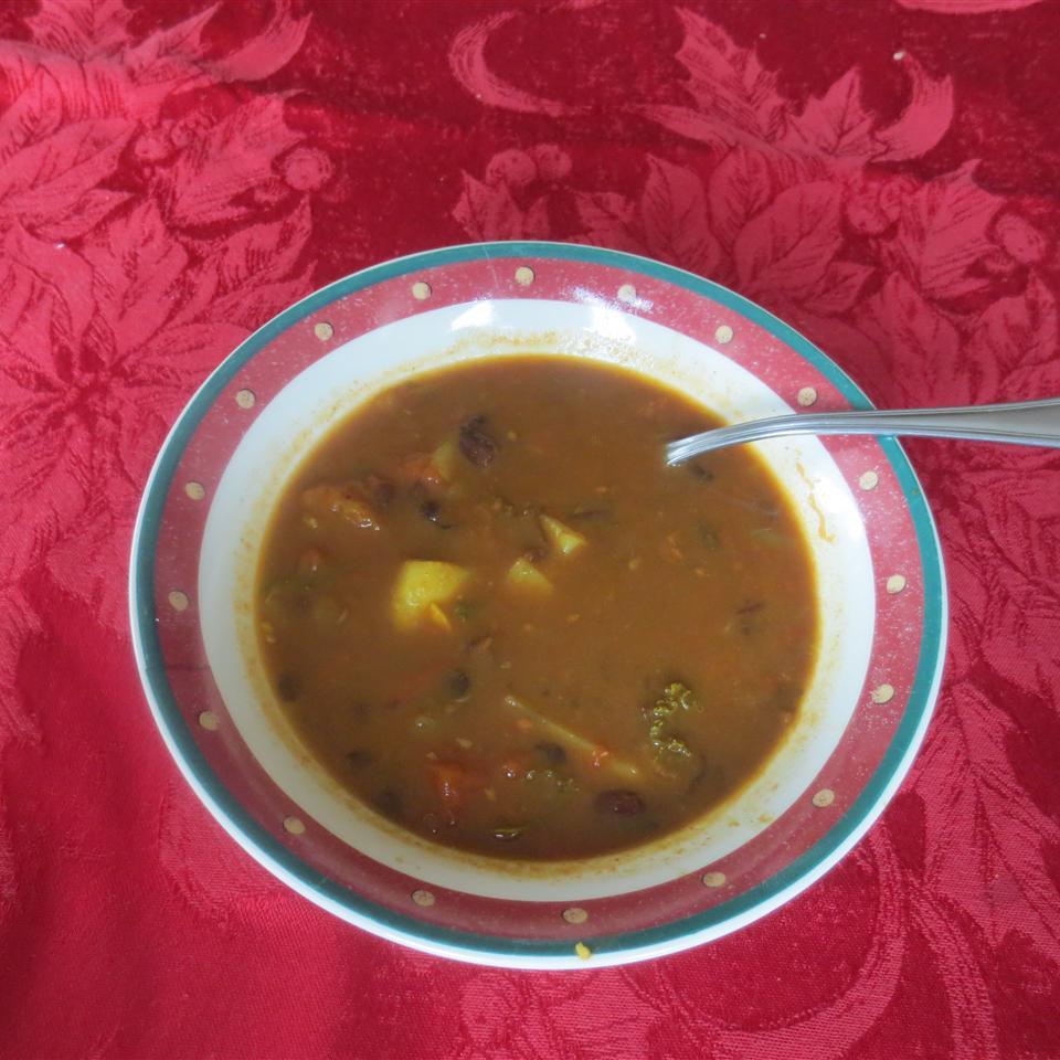 Kale Soup Plus