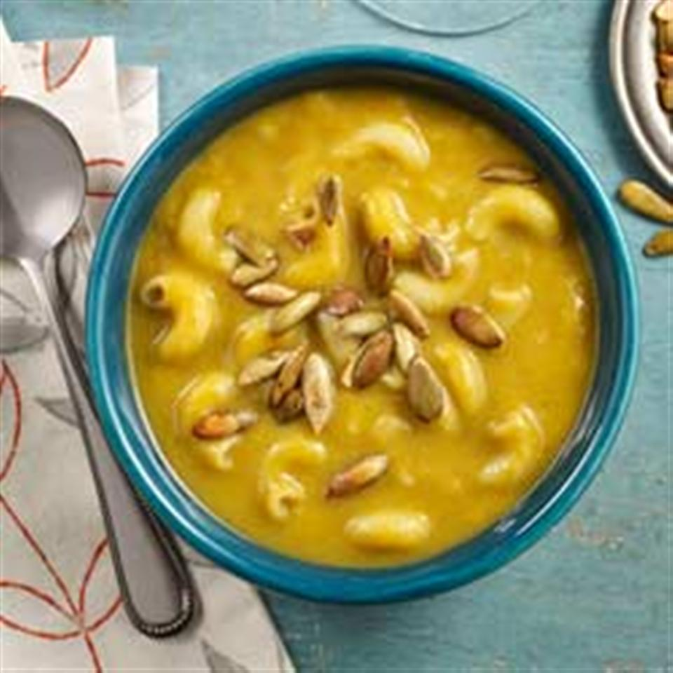 Gluten Free Autumn Squash Soup