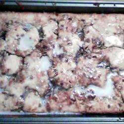 Aunt Dee Dee's Apple Coffee Cake maxmankins