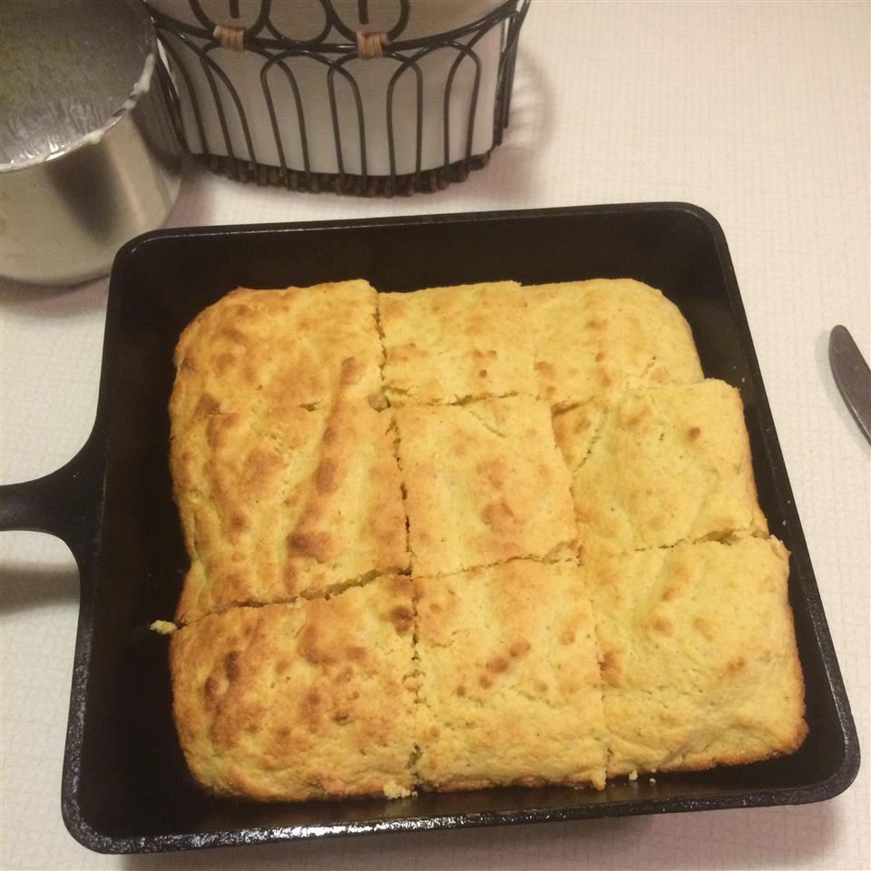 Sweet Corn Bread Jim Gober