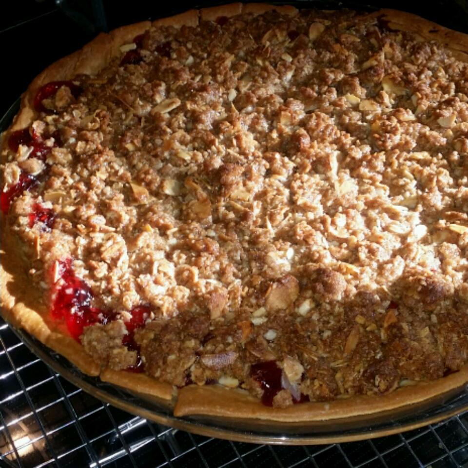 Holiday Cherry Pie Kari Becerra