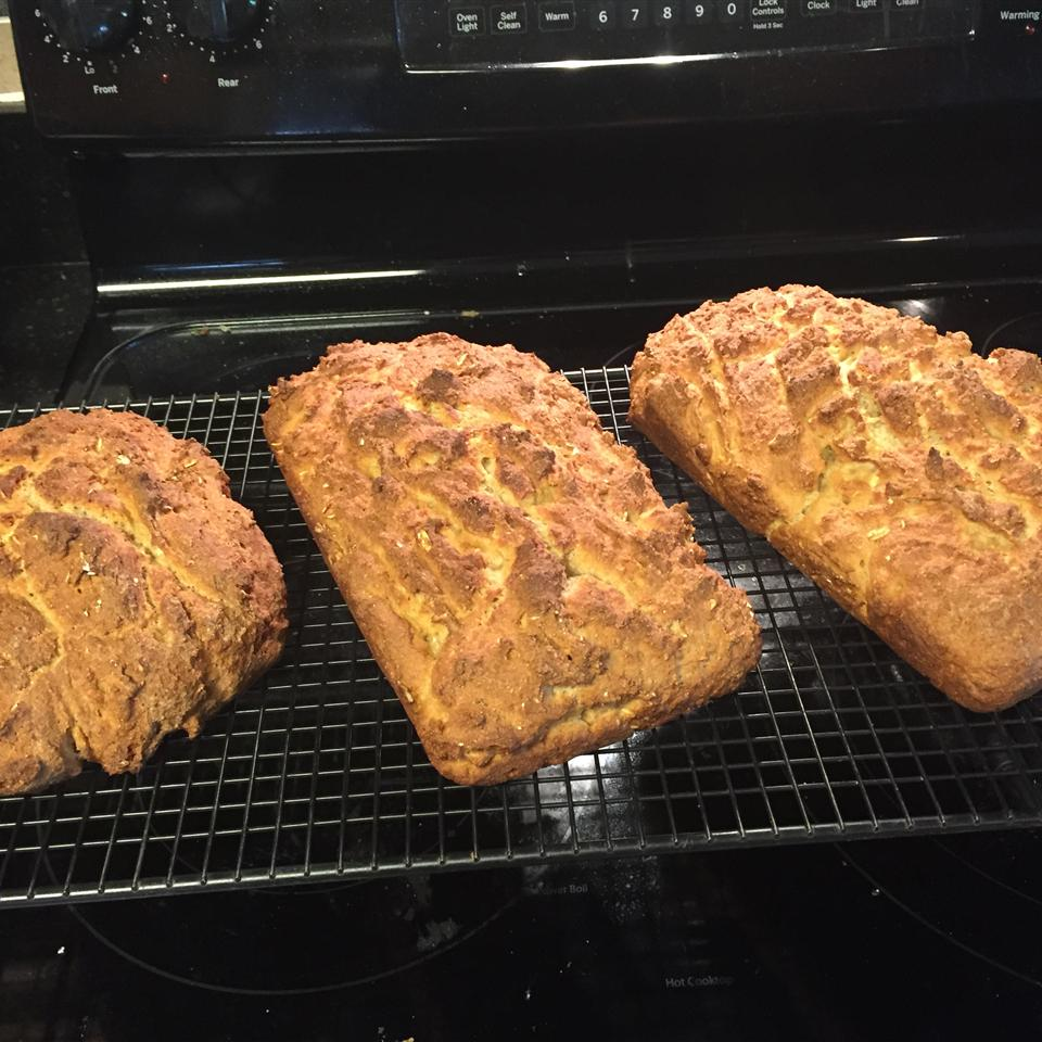 Irish Brown Soda Bread irish