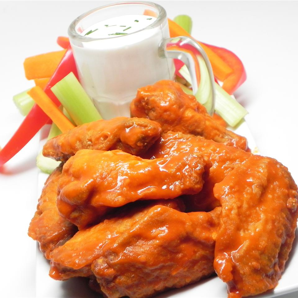 Rule of 3 - Garlic Buffalo Wing Sauce Jason Delp