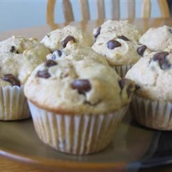 Chocolate Chip Pecan Muffins