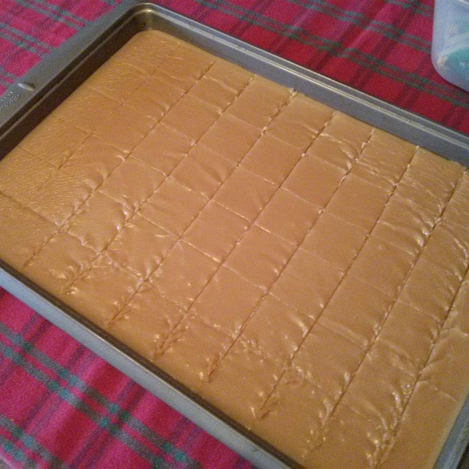 Scottish Butter Tablet Linguini