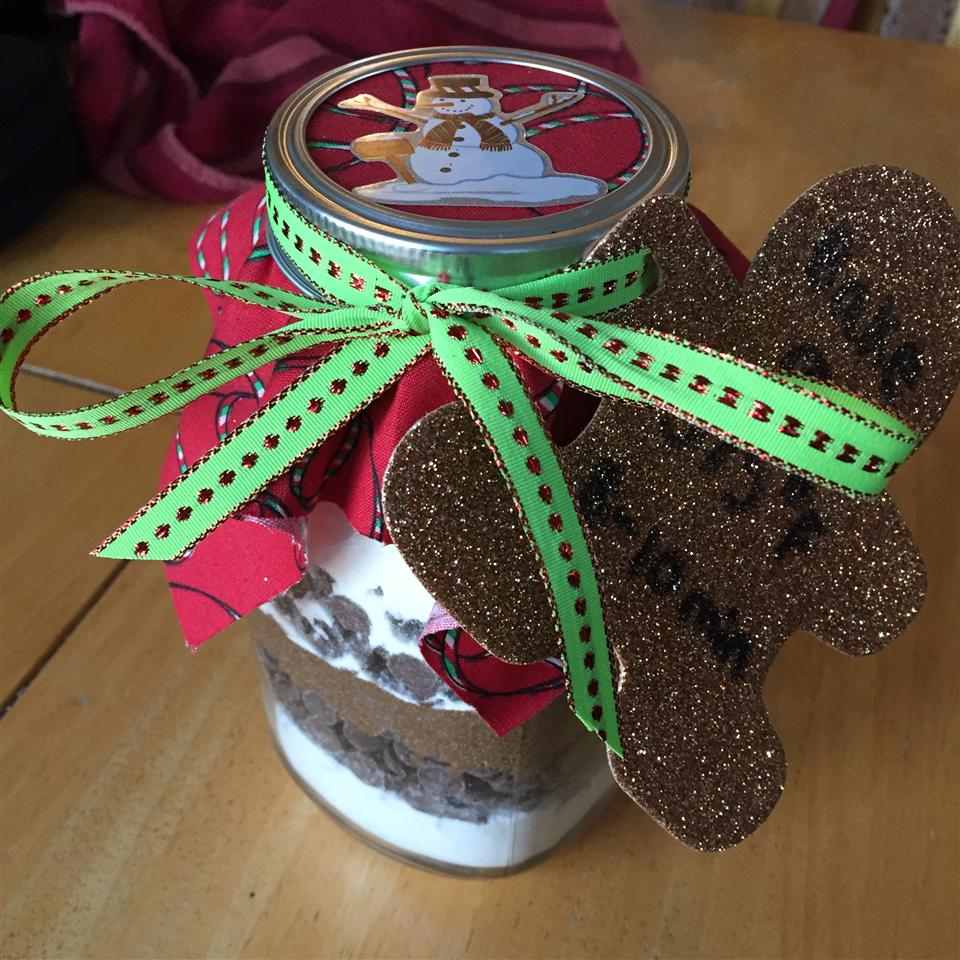 Julia's Best Ever Chocolate Chip Cookies In A Jar Jacquelyn Taimanglo