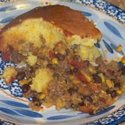 Mexican Shepherd's Pie