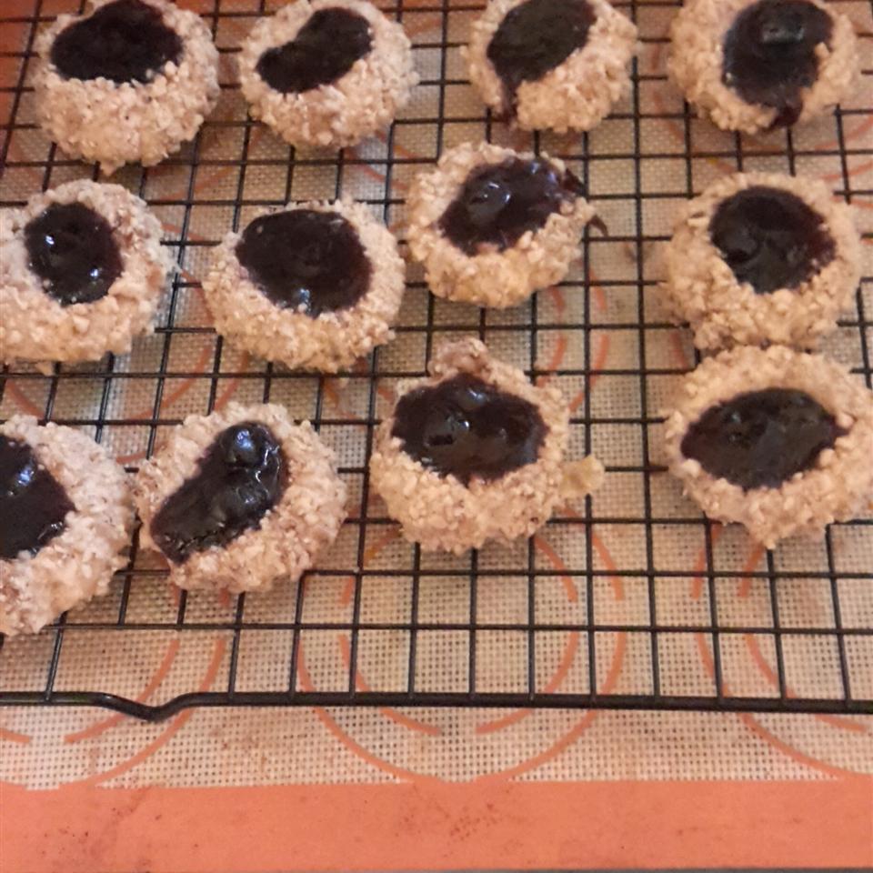 Thumbprint Cookies I Shanna Kerekes