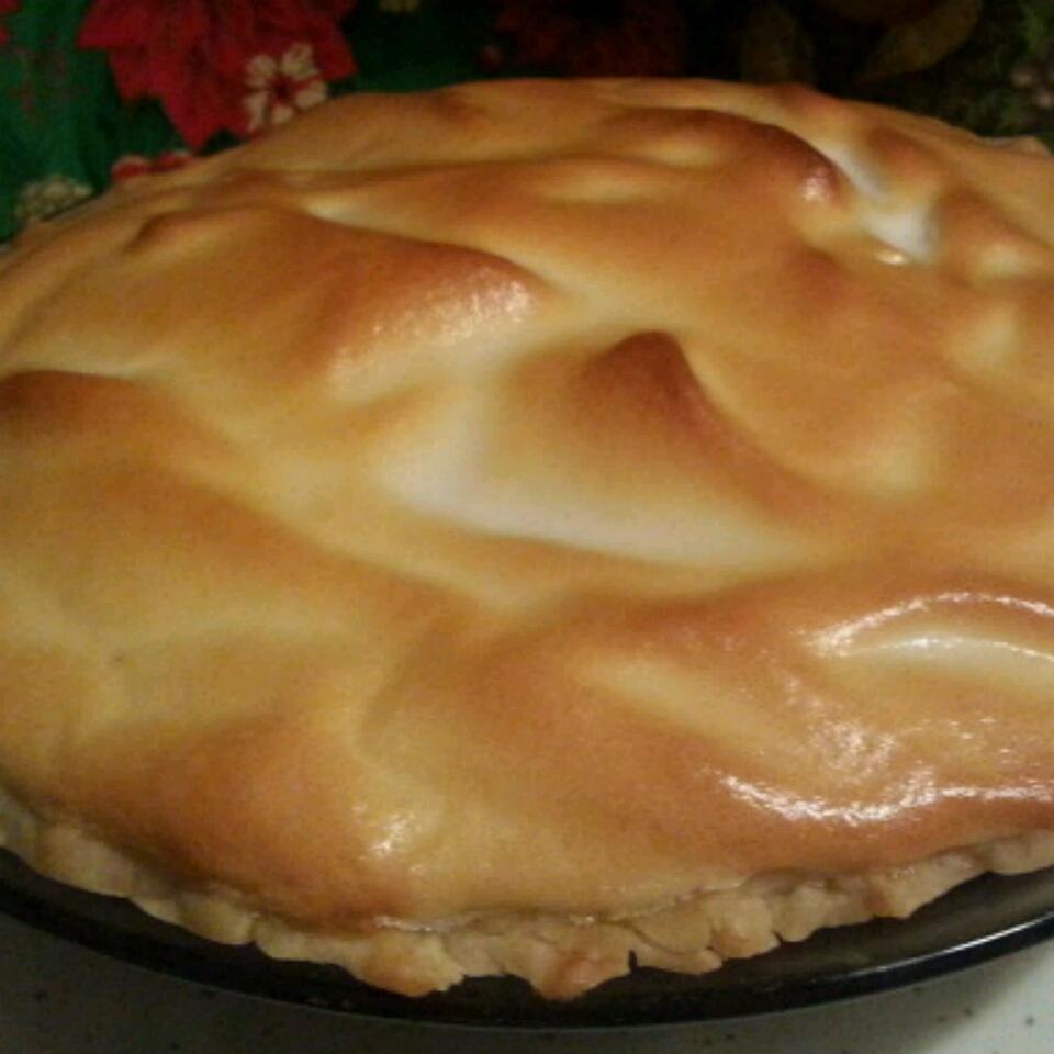 Butterscotch Cream Pie Sheila Beans