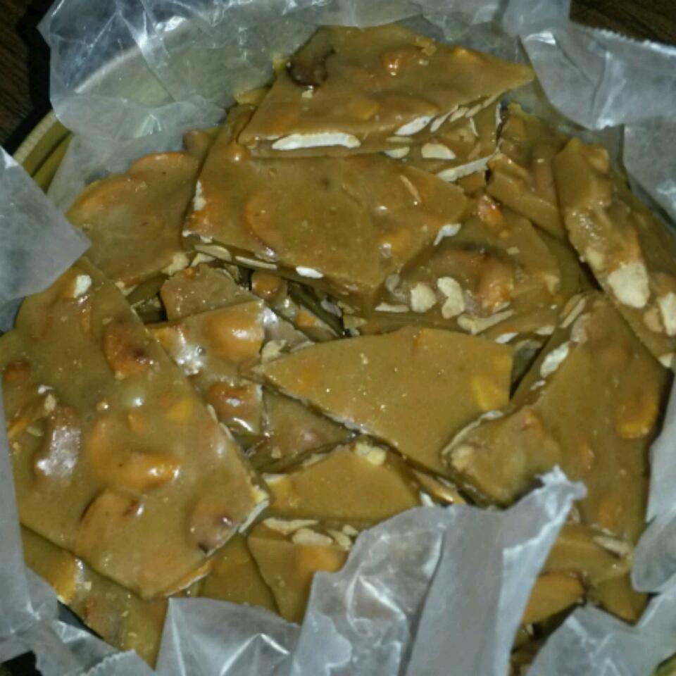 Nat's Buttery Cashew Crunch