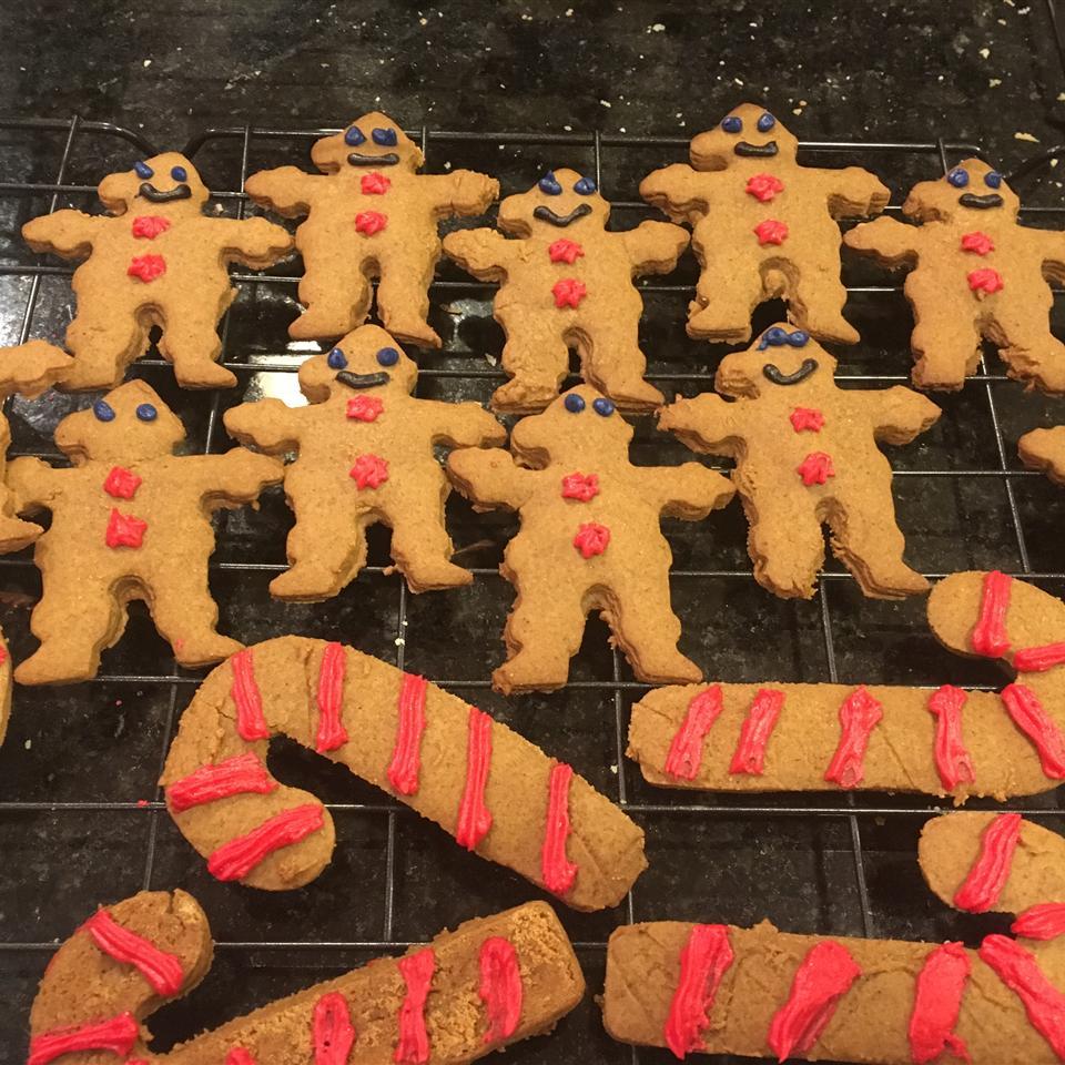 Eileen's Spicy Gingerbread Men