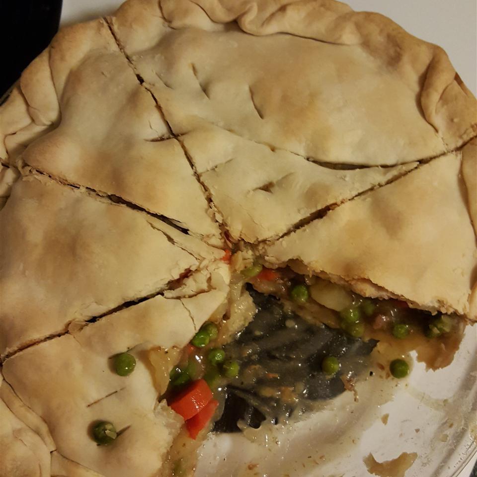 Beef Pot Pie III Stephanie