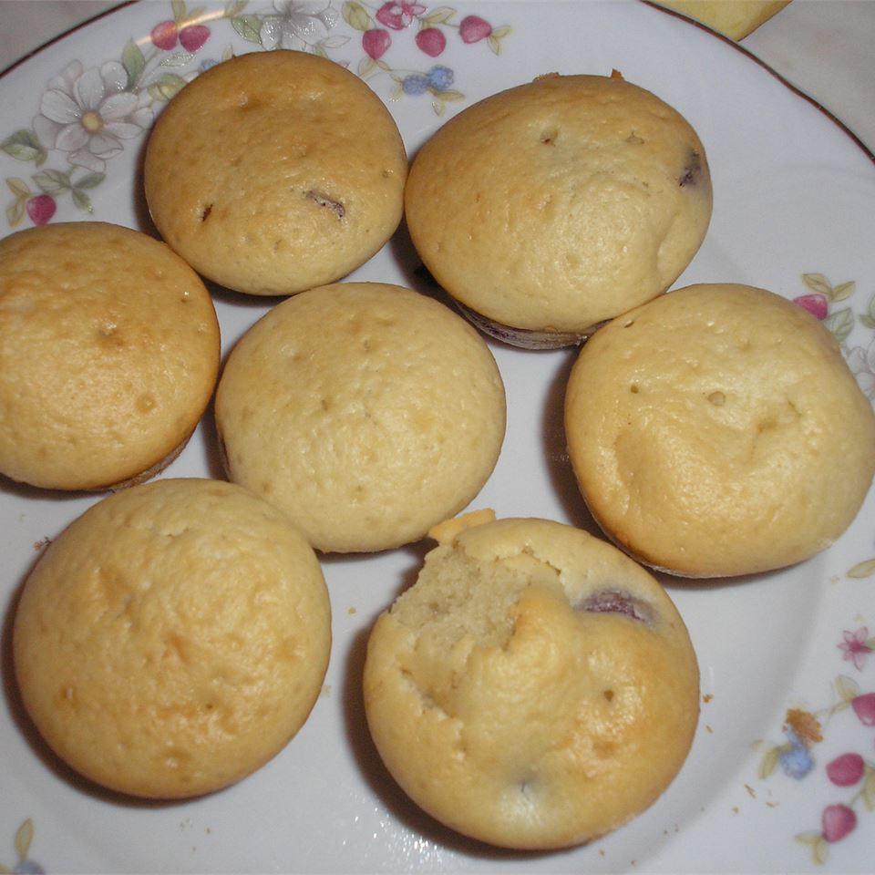 Blueberry Muffins II inspiredbypegbundy