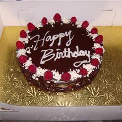 Dark Chocolate Cake I