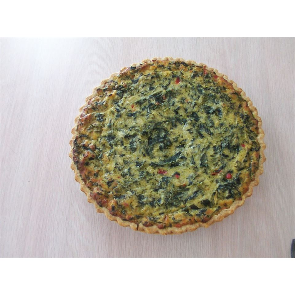 Italian Spinach Cheese Pie kmatousek