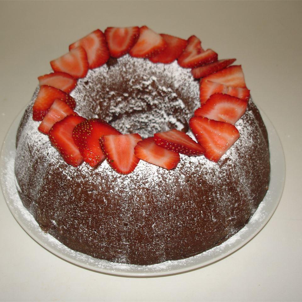 Chocolate Cavity Maker Cake