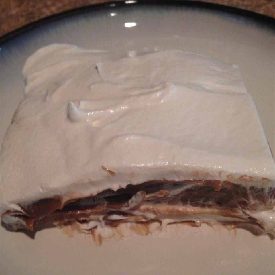 Vanilla and Chocolate Delight